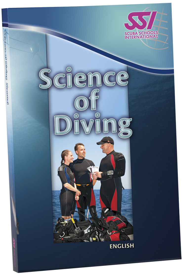 Specialty Student Manual Science of Diving