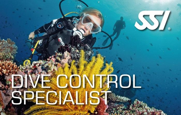 SSI Dive Control Specialist Kurs