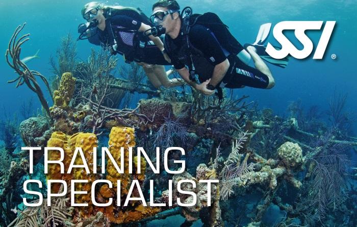 SSI Training Specialist im Instructor Training Center Seaword