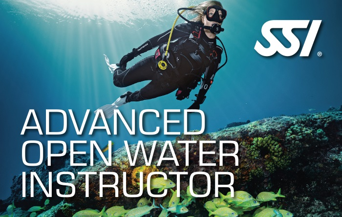 Advanced Open Water Instructor München