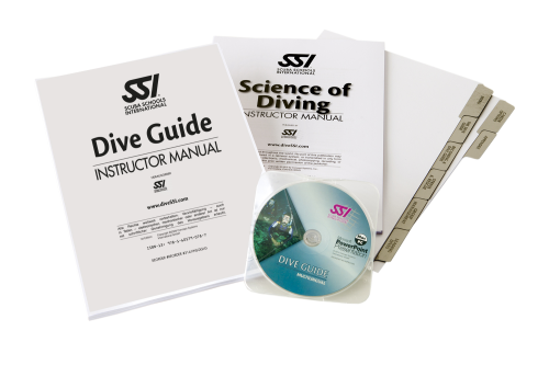 Advanced Open Water Instructor Kit