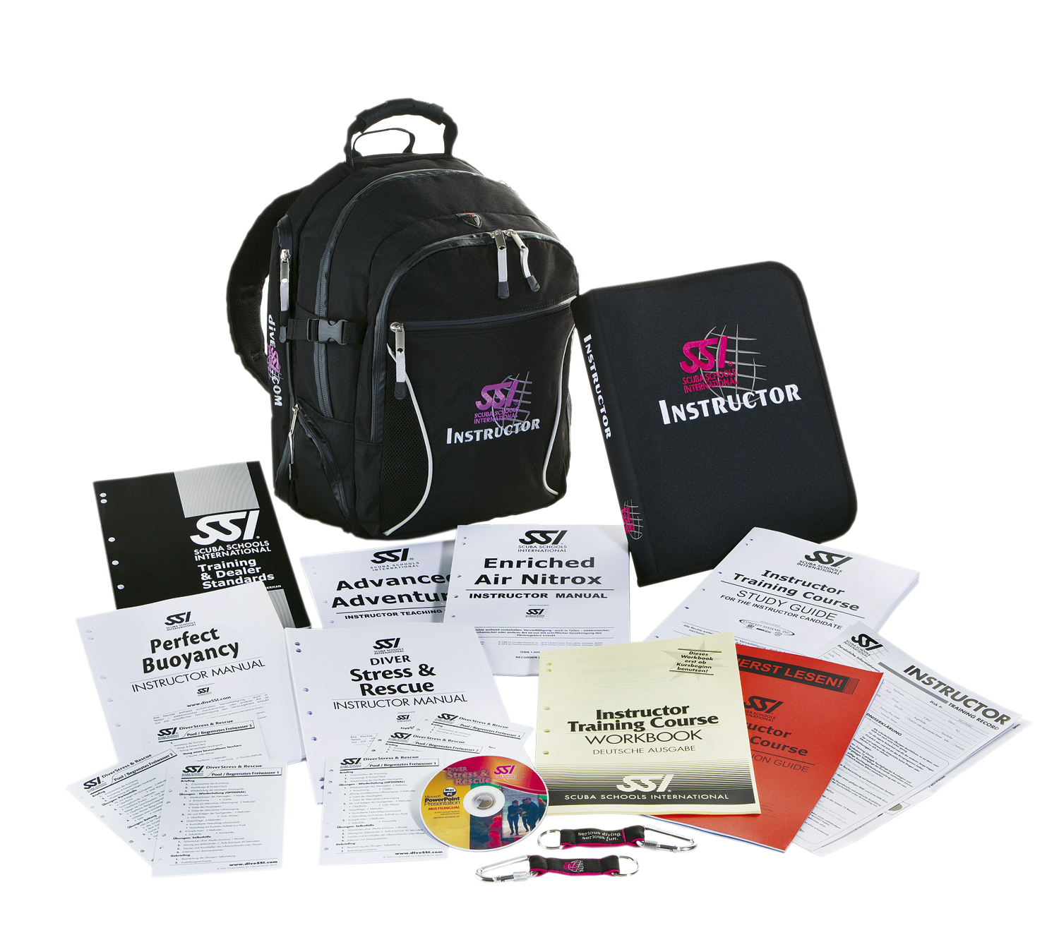 SSI Instructor Training Course Kit