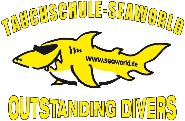 Tauchschule Seaworld Outstanding Divers transparent