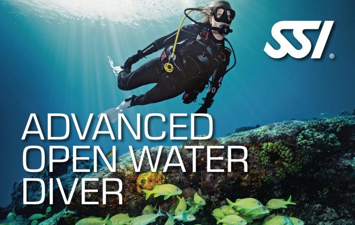 Advanced Open Water Diver Kurs bei der Tauchschule München