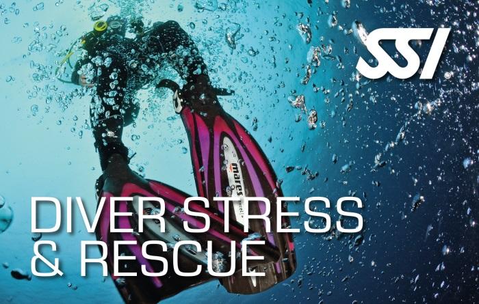 Diver Stress & Rescue Kurs von SSI