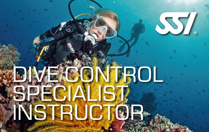 Dive Control Specialist Instructor Kurs in München