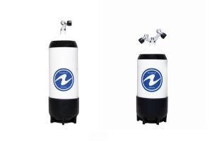 Aqualung Tauchflaschen